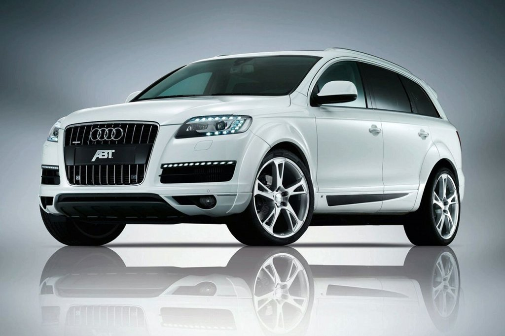 Abt Launches Tuning Package for Audi Q7 Facelift 3 0 TDI Clean