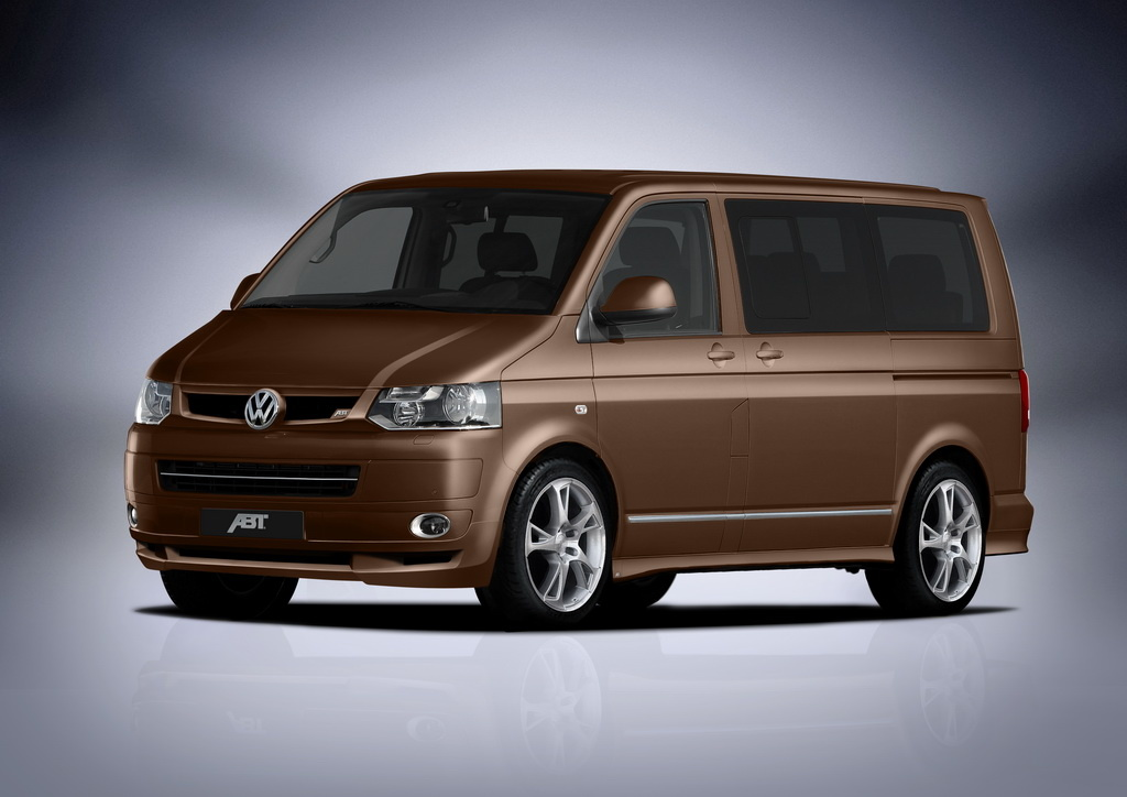 abt launches volkswagen transporter tuning program. Black Bedroom Furniture Sets. Home Design Ideas