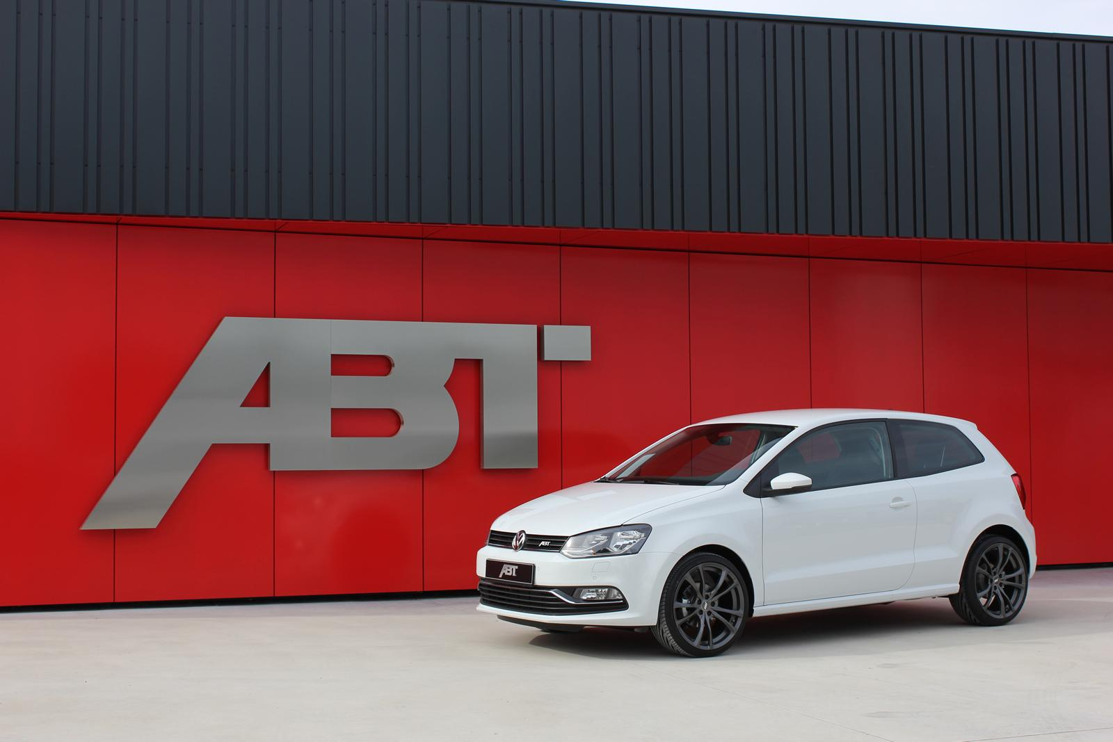 Abt Makes 230 Hp Volkswagen Polo To Celebrate Model S 40th Anniversary