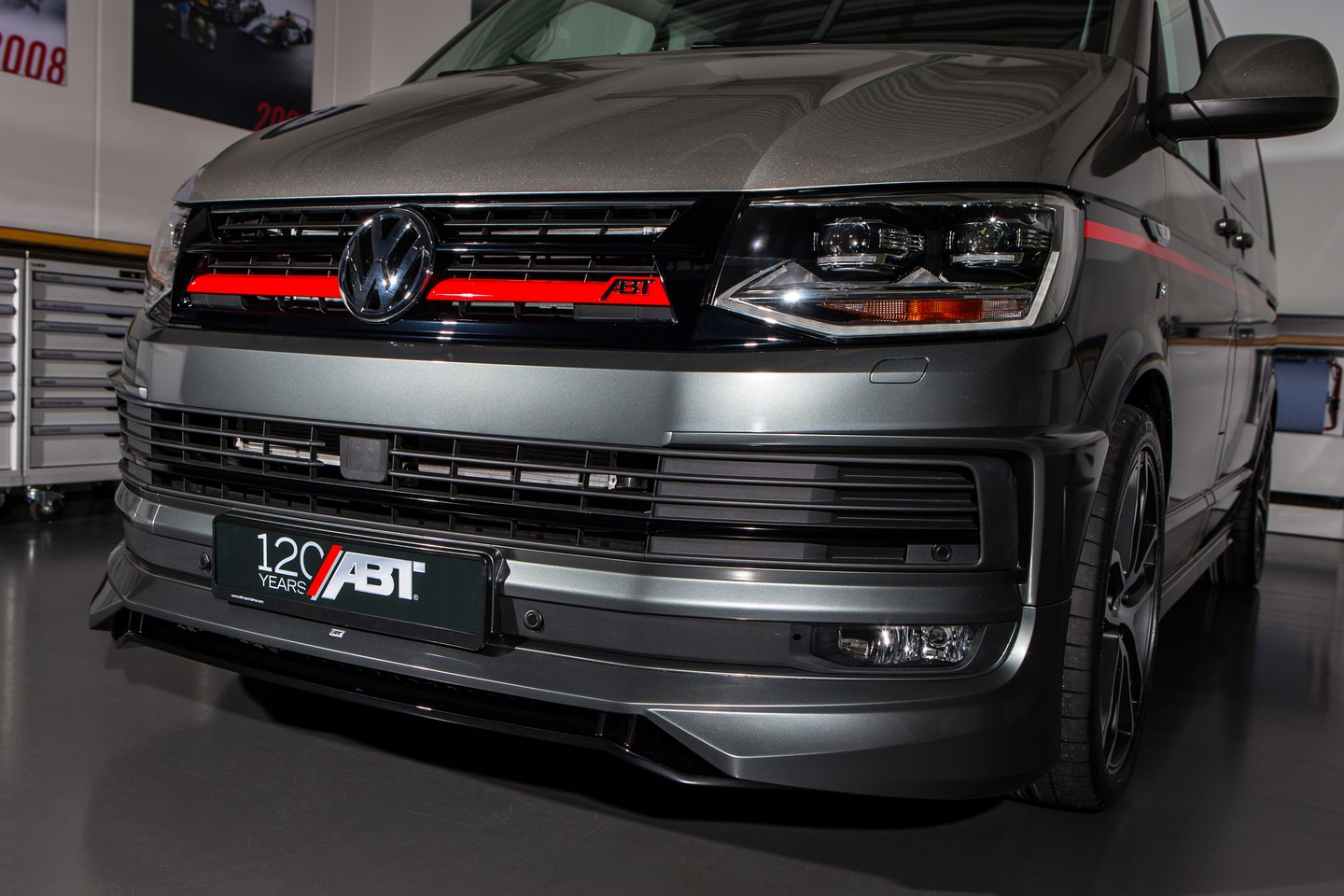 ABT Makes Coolest Volkswagen T6 Tuning Project For Geneva