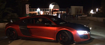 ABT R8 GTR (Facelift) Spotted in Monaco [Video]