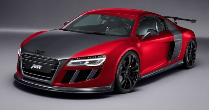 ABT R8 GTR Ready For Geneva With 620 HP