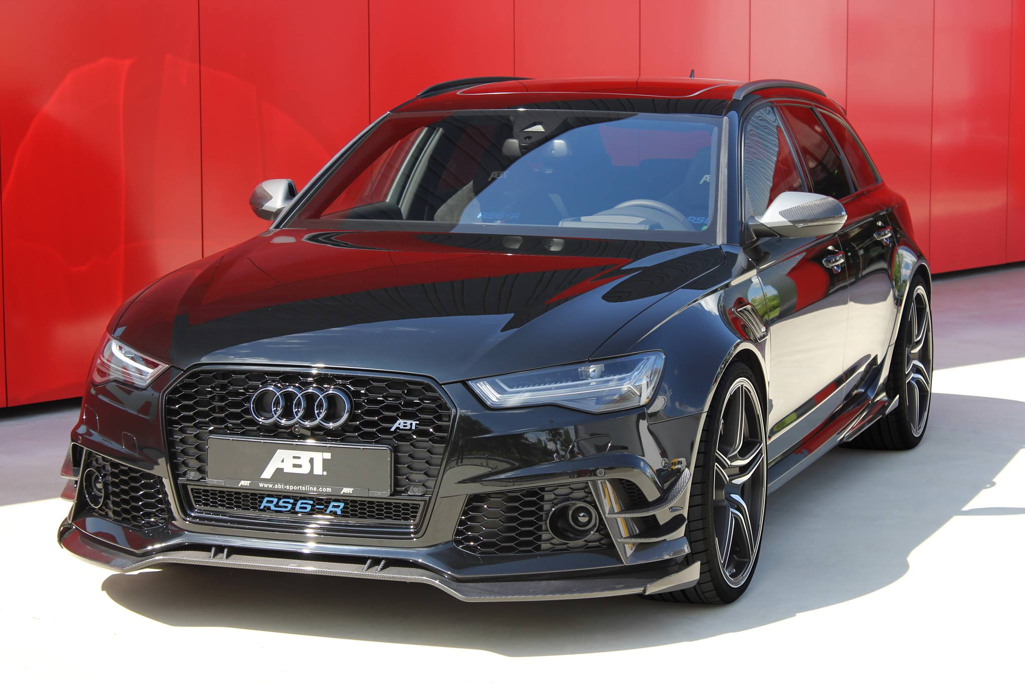 Abt Rs6 R Edizione Italiana Is Another 730 Hp Audi