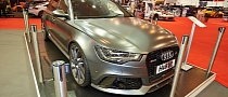ABT's 700 HP Audi RS6 Debuts at Essen Motor Show [Live Photos]