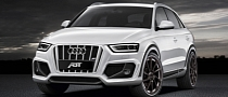 ABT Sportsline Unveils Customization Program for Audi Q3