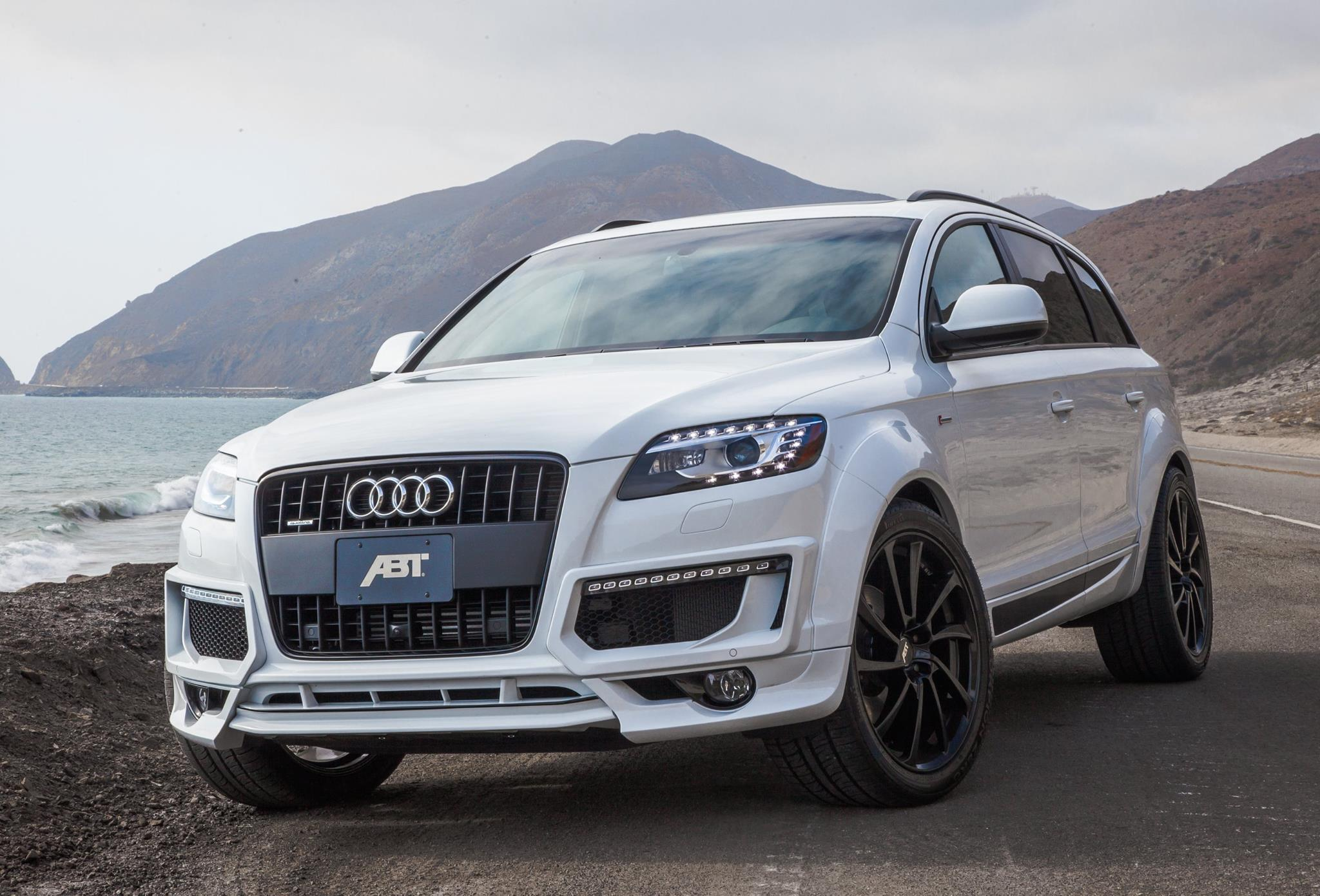 ABT Takes One Last Look at the Audi Q7 Before the Next-Gen Arrives