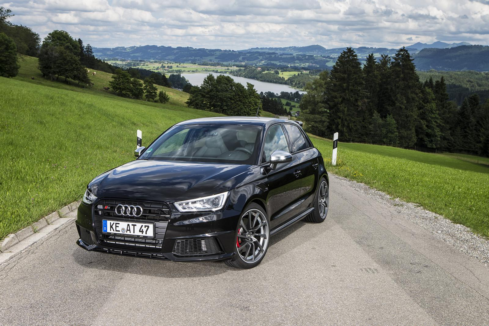 ABT-Tuned Audi S1 Has More Power than the S3 - autoevolution