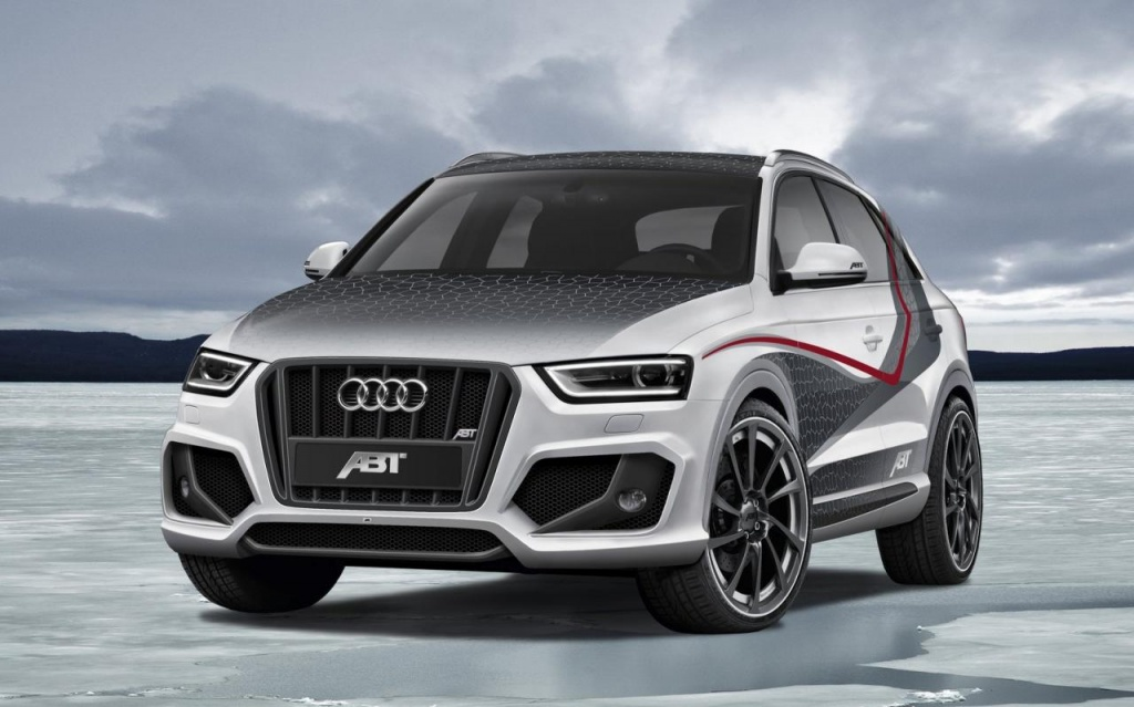 abt tunes audi q3 qs3 autoevolution. Black Bedroom Furniture Sets. Home Design Ideas