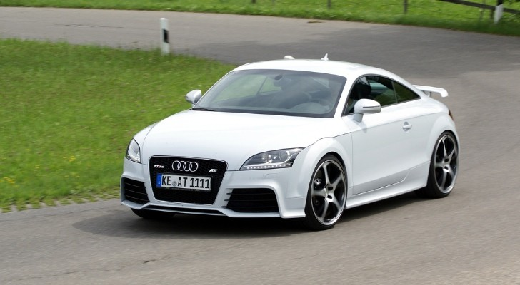 ABT Tunes Audi TT-RS to 470 HP