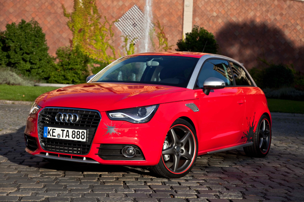abt tunes the audi a1 1 4 tfsi to 210 hp autoevolution. Black Bedroom Furniture Sets. Home Design Ideas