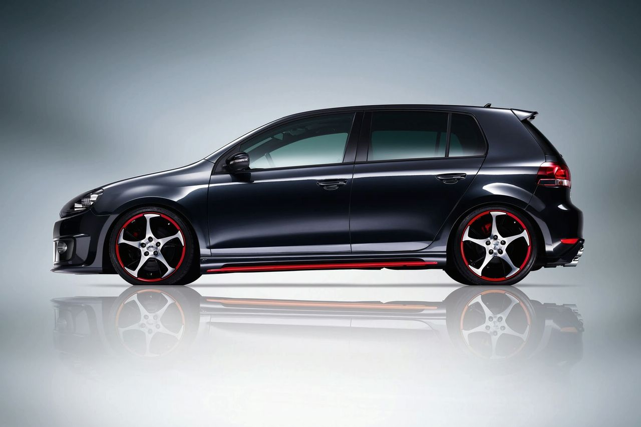 abt volkswagen golf vi gti 260 300 hp autoevolution. Black Bedroom Furniture Sets. Home Design Ideas