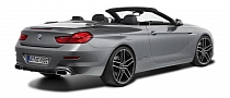 AC Schnitzer 2012 BMW 650i Convertible Unleashed ahead of Frankfurt Debut [Photo Gallery]