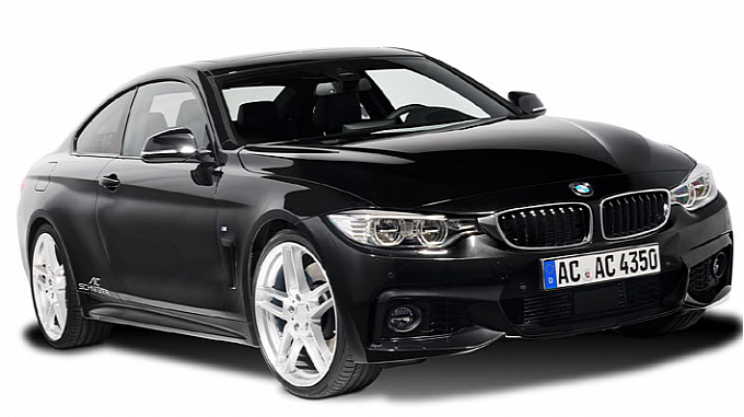 AC Schnitzer Announces BMW 4 Series Tuning Program [Photo Gallery]
