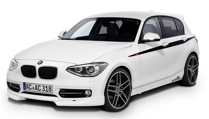 ac schnitzer bmw 116i short test by auto bild autoevolution. Black Bedroom Furniture Sets. Home Design Ideas
