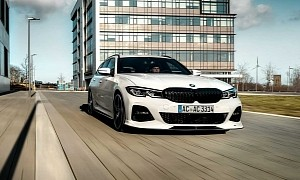 AC Schnitzer Have Really Gone to Town with This Diesel BMW 3 Series Touring