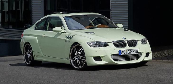 AC Schnitzer Is Selling Unique V10, LPG Powered 3 Series [Photo Gallery]