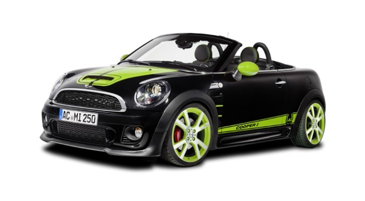 AC Schnitzer Launches MINI Color Line [Photo Gallery]