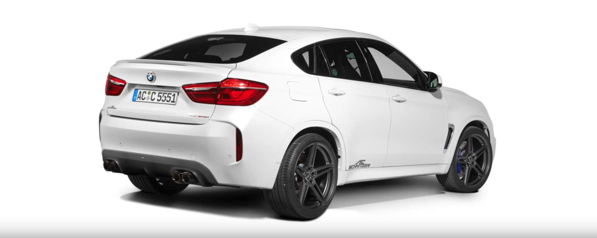 Ac Schnitzer Launches New Final Silencer For Bmw X6 M That Sounds