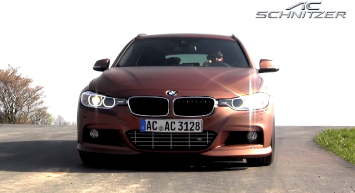 AC Schnitzer Presents: ACS3 2.8i Touring with M-Technik [Video]