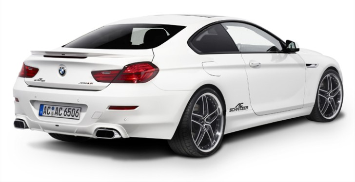 AC Schnitzer Presents: Export Sound for F13 BMW 650i [Video]