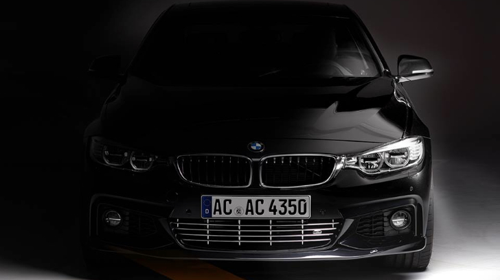 AC Schnitzer Previews Its Take on the 4 Series Before the Essen Motor Show