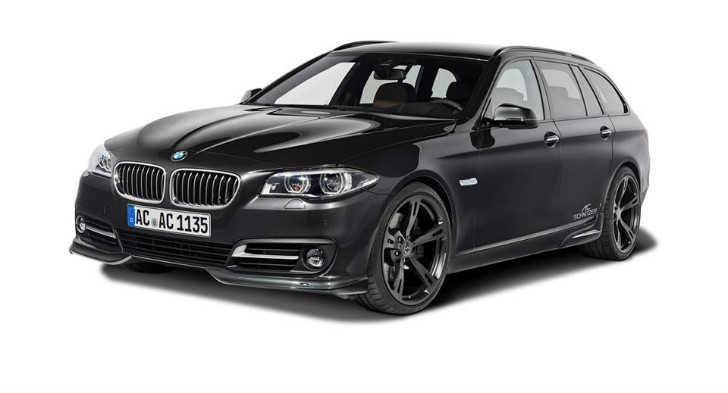 AC Schnitzer Previews their 5 Series Touring Before the Essen Motor Show