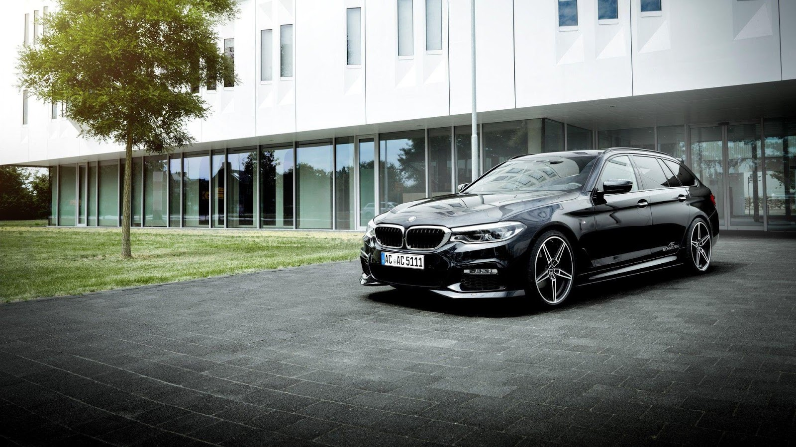 Ac Schnitzer Reveals New Bmw 5 Series Body Kit And Exhaust