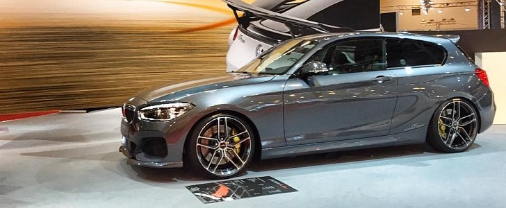 Ac Schnitzer Shows Bmw 150d A 1 Series Stuffed With Tri