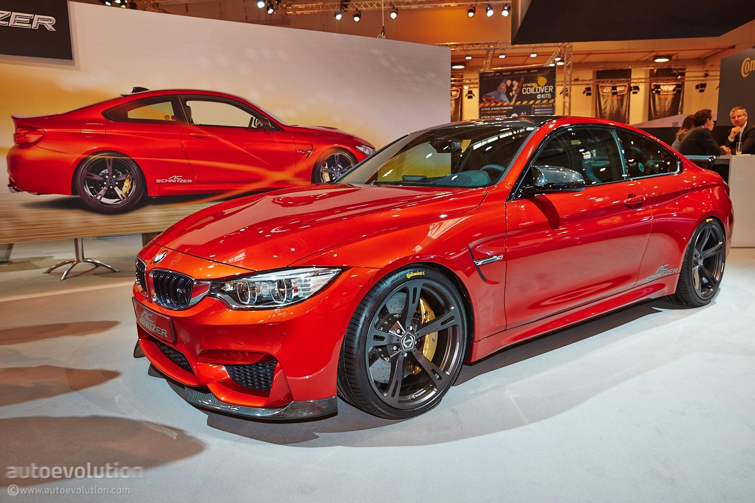 ac schnitzer unveils bmw m4 with a wing on its boot at the essen motor show 2014 live photos. Black Bedroom Furniture Sets. Home Design Ideas