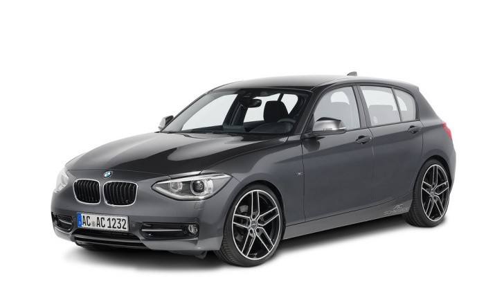 AC Schnitzer Unveils Customization Program for BMW 1-Series
