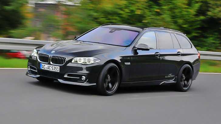 AC Schnitzer Unveils Full Details about their Take on the 5 Series Touring