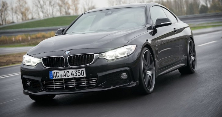 AC Schnitzer Unveils Its 4 Series Coupe Tuning Program [Photo Gallery]