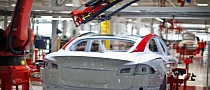 Accident at Tesla Plant Leaves Three Workers Injured