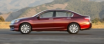 Accord, Acura Brand Boost Honda's March US Sales