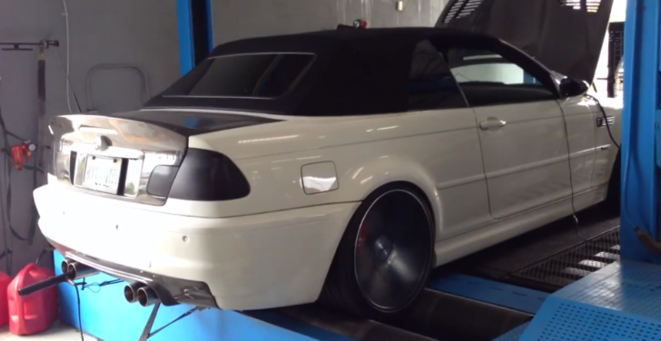Active Autowerke Squeezes 465WHP out of a BMW E46 M3 [Video]