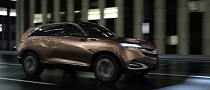 Acura Concept SUV-X Unveiled in Shanghai [Video]