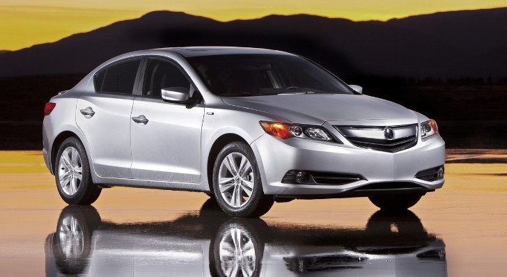 Acura Giving the ILX a Civic-Like Quick Fix