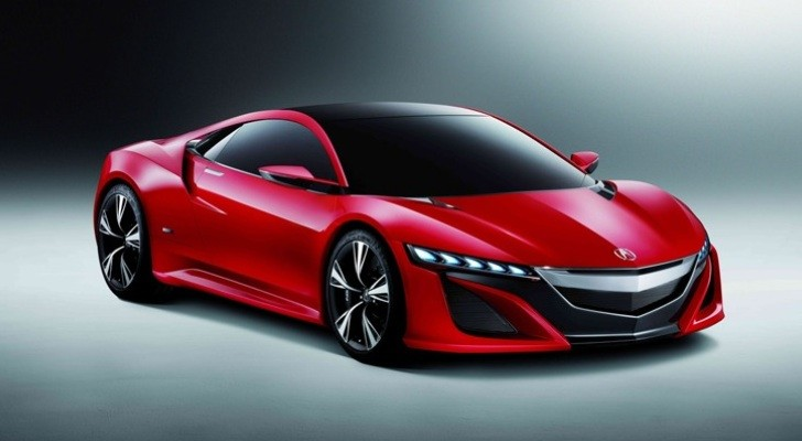 Acura / Honda NSX to Be More Expensive Than Nissan GT-R!