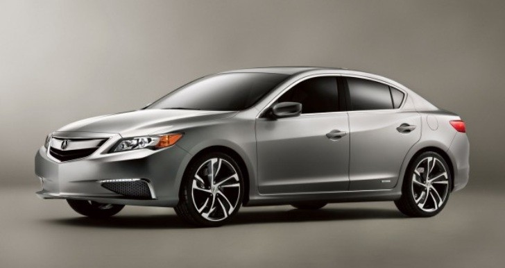 Acura ILX Keeping Base 2-Liter Engine