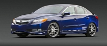 Acura ILX Street Build Debuts at 2012 SEMA [Photo Gallery]