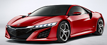 Acura Launches NSX Concept Colorizer