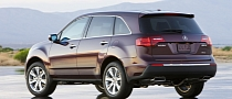 Acura MDX and Honda Pilot Recalled