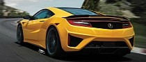 """Acura NSX Needs These Cosmetic Updates if It Wants to Be A Supercar With """"Soul"""""""