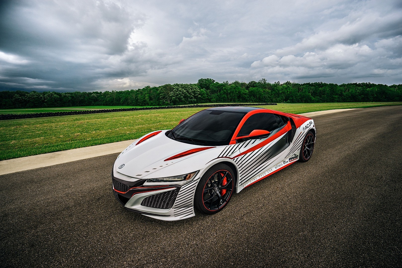 Acura Plans to Build a Race-Version NSX, Most Likely Coming in 2017 - autoevolution