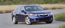 Acura Posts Double-Digit Sales Increase