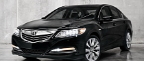 Acura RLX Sport Hybrid SH-AWD Announced: 377 HP and 30 MPG Combined