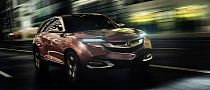 Acura to Build New Vehicles in China by 2016