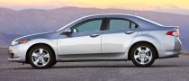 Acura TSX Recalled to Fix Steering Hose