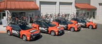 Acura TSX Sport Wagon Is Official Vehicle of the BMC Racing Team