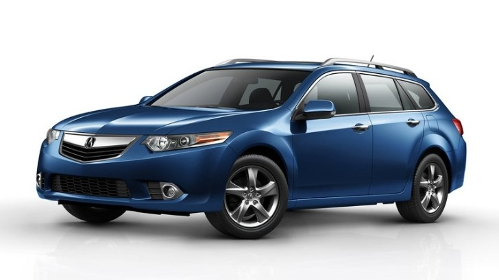 Acura TSX Sport Wagon Starts at $31,860 in the US